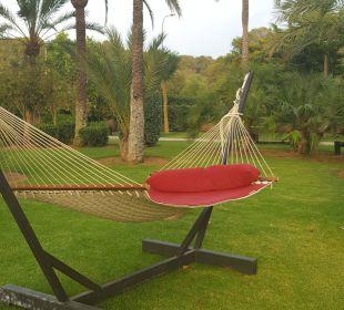 Hängematte im Garten Gran Hotel & Spa Protur Biomar
