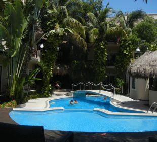 Pool Hotel Posada Riviera del Sol