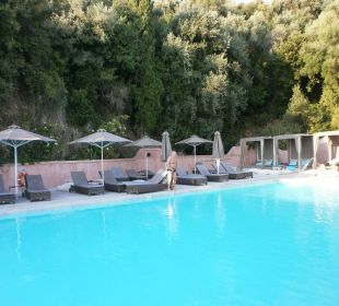 Schöner Pool Marilena Sea View Hotel