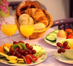 Frühstück Hotel Am Ostpark