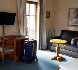 Zimmerausstattung Teil 2 Hotel Zugspitze