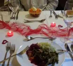 Hochzeitstagdeko Sunstar Alpine Hotel Flims
