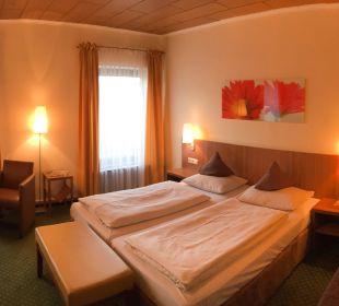 Family-Komfortzimmer City Hotel Ost am Kö Augsburg