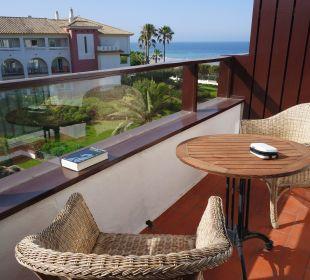 Blick von Zimmer 322 Fuerte Conil & Costa Luz Resort