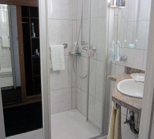 Minibad, nichts für Dicke Hotel Portens Fernblick