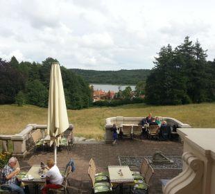 Blick auf den Bodden/Naturbühne Schlosshotel Ralswiek