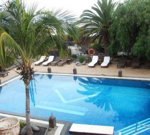 Blick vom Balkon Hotel Boutique Villa VIK