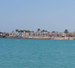 Strand ist ausgebaggert Dana Beach Resort