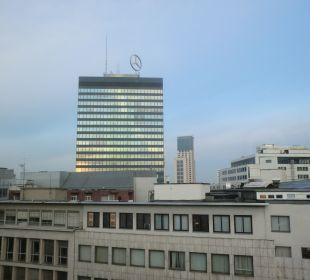 Aus dem Zimmer  Hotel Crowne Plaza Berlin City Centre