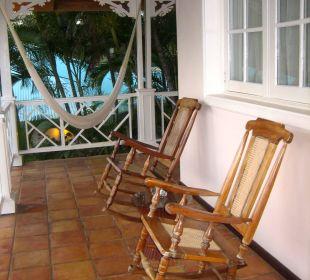 Balkon Villa Serena