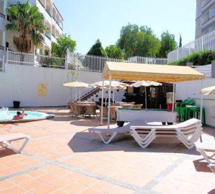 Pool Bar Hotel Dorotea
