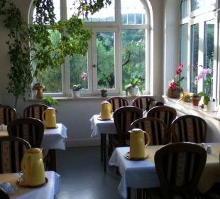 Frühstücksraum  Wellnesshotel Jagdhaus