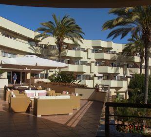 Außenansicht Hotel Barceló Corralejo Bay