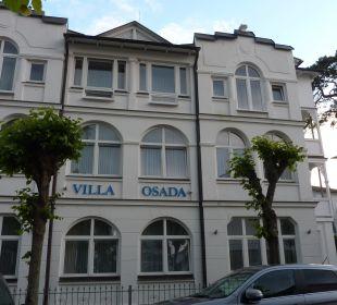 Villa Osada in Binz Aparthotel Villa Osada