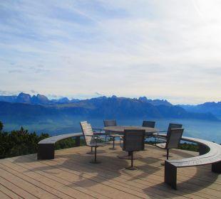 Panoramaweg auf dem Ritten Hapimag Resort Merano