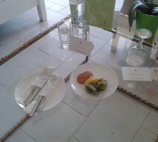 Ein lieber Willkommensgruß ... danke Hotel Grecotel Eva Palace