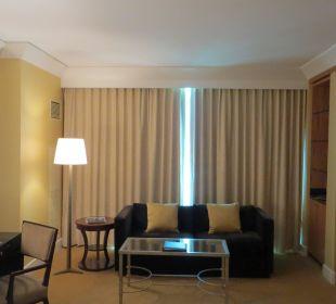 Couch und Tisch Hotel Trump International