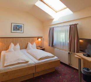 In der 2. Etage Hotel Luitpold am See 1&2