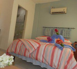 Habitación Matrimonial Con Kitchinnete Posada Mi Soles