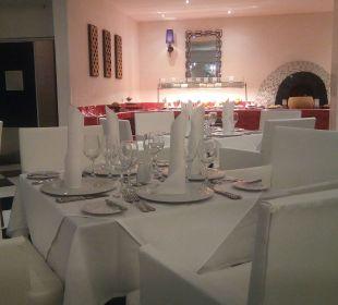 Wie im 7 Sterne Restaurant...spezialitäten restaur Occidental Punta Cana