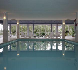 Das schöne und große Schwimmbad Sonnenhotel Eichenbühl