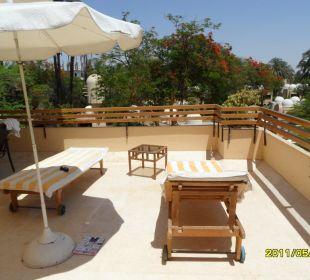 Balkon Achti Resort Luxor