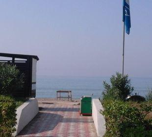 Weg zum Meer Sherwood Dreams Resort