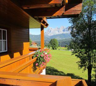 Traumhafter Ausblick auf den Dachstein Landhaus Rosengartl