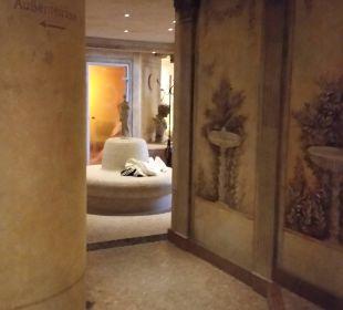 Sauna  wellness Hotel Colosseo Europa-Park