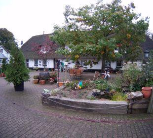 Gartenanlage Bed & Breakfast Storchennest