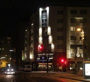 Nachtansicht Hotel Am Konzerthaus - MGallery collection