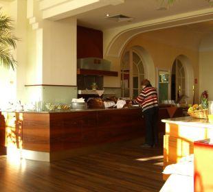 Frühstücksbuffet Hotel Panhans
