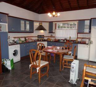 Verwöhnküche Villen Los Lomos