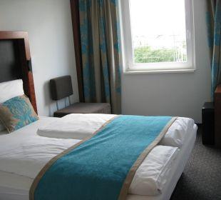 Bett Motel One Nürnberg-City