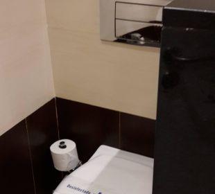 Toilette Hotel Las Costas