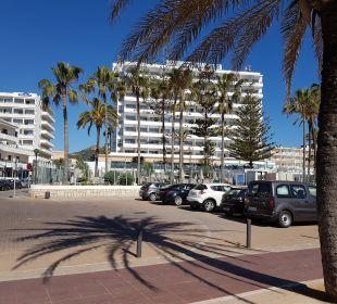 Außenansicht SENTIDO Playa del Moro