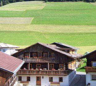 Außenansicht Landhaus Schloss Anras
