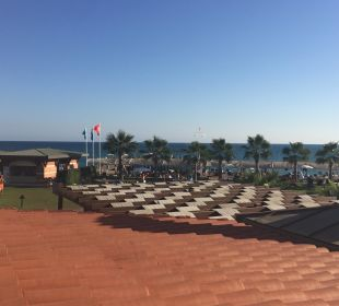 Strandausblick Club Mega Saray