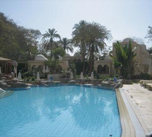 Bungalow-Pool Achti Resort Luxor