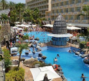 Zu kleiner Poolanlage IFA Catarina Hotel