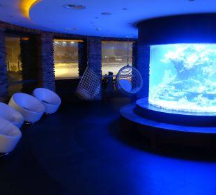 Chillbereich Lobby Leading Family Hotel & Resort Alpenrose
