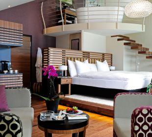 Penthouse Spa Suite Art Deco Hotel Montana Luzern