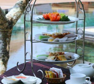 High Tea  Hotel Nandini Bali Jungle Resort & Spa