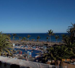 Ausblick vom Balkon VIK Hotel San Antonio