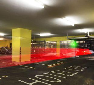 Garage Hotel City Hotel City