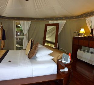 Schlafraum Hotel Banyan Tree Madivaru