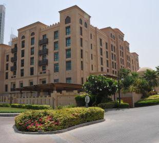 Hotel Außenansicht Vida Hotel Downtown Dubai