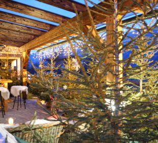 Weihnachtsstimmung Aparthotel Stacherhof