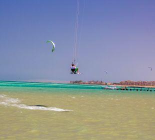 Kitesurfen vom Feinsten