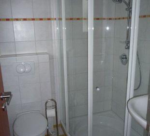 Badezimmer mit Fußbodenheizung und Handtuchwärmer! Pension Sanddorn